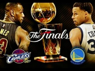 Cleveland Cavaliers vs Golden State Warriors